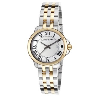 Raymond Weil Men's 'Tradition' Two-Tone Stainless Steel Watch
