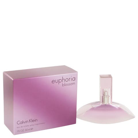Calvin Klein Euphoria Blossom Women's 1-ounce Eau de Toilette Spray