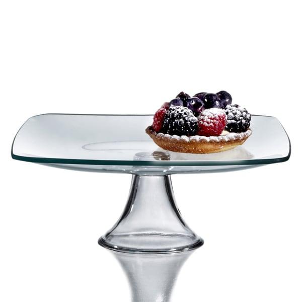 Soho 8.5-inch Squared Cake Plate
