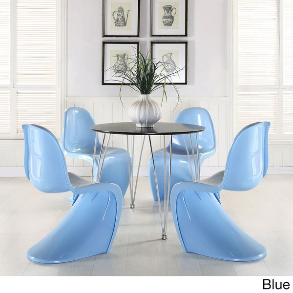 Verner Panton Style Chair (Set Of 4)