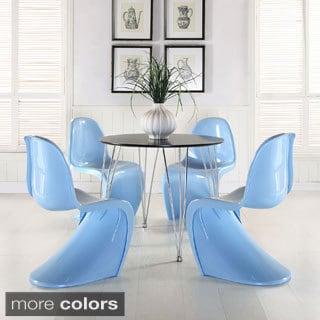 Verner Panton Style Chair (Set of 4)