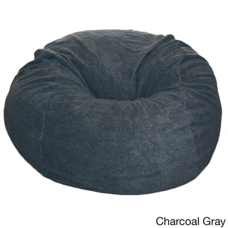 Anti-pill 36-inch Wide Fleece Washable Bean Bag Chair