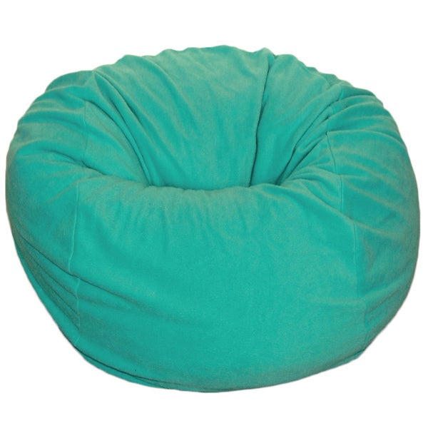 Anti Pill 36 Inch Wide Fleece Washable Bean Bag Chair