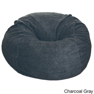 Anti-pill 36-inch Wide Fleece Washable Bean Bag Chair (More options available)