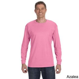 Jerzees Men's 50/50 Heavyweight Blend Long Sleeve T-shirt