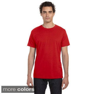 Canvas Men's Ringspun Short Sleeve T-shirt
