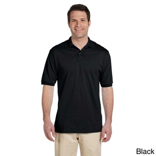 Jerzees Men's 50/50 SpotSheild Jersey Polo Shirt (More options available)