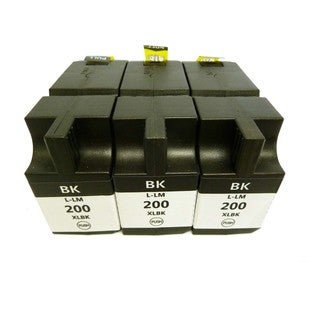 3-pack (3K) Compatible Lexmark 200 XL Ink Cartridge 14L0174 OfficeEdge Pro4000 Pro5500