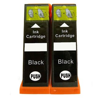 2 Pack (2K) Replacing Compatible Canon PGI-250 Ink Cartridge For Canon Pixma IP7220 MG5420 MG5422 MG6320 MX722 MX922