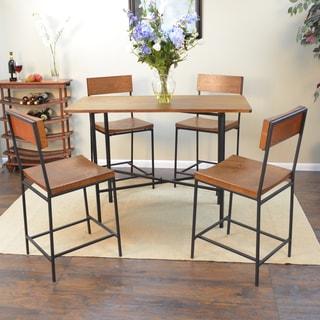 Lakeland Rectangle 36-inch Bar Table