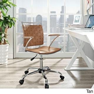 Porch & Den Hamilton Fuse Office Adjustable Chair