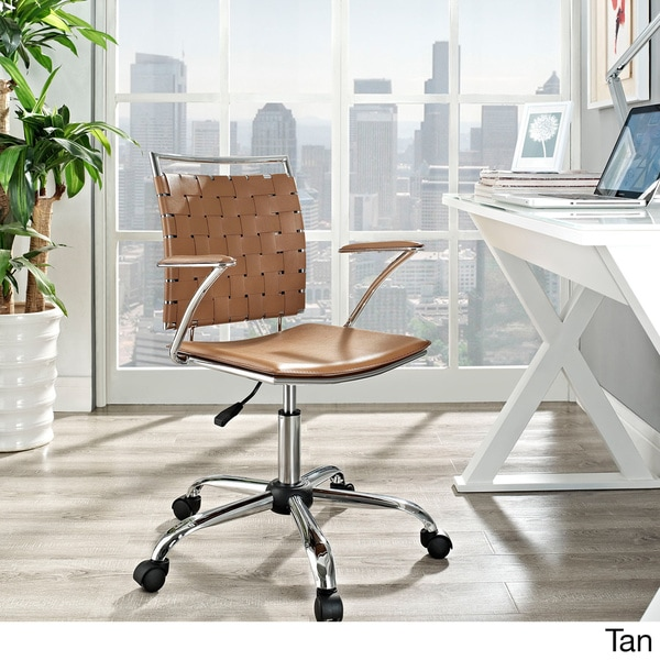 fuse office adjustable chair - free shipping today - overstock