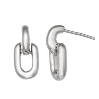 Gioelli Sterling Silver Knocker Earrings