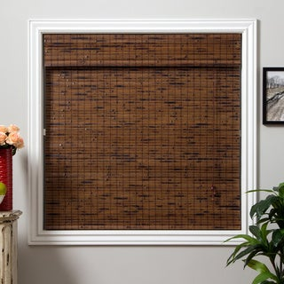 Java Vintage Bamboo 74-inch Length Shade