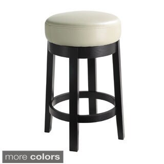 "Sunpan '5West' Cedric Swivel 26"" Counter Stool"