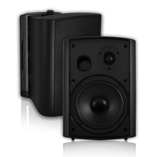 OSD Audio AP525 120 W RMS Outdoor Speaker - Black