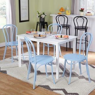 Simple Living Vintage Occasion 5-piece Dining Set