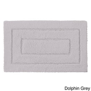 Luxorious Cotton Brights Collection 20 x 32-inch Bath Rug