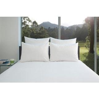 GoodNight Sleep by Welspun Cotton Top Water Resistant Mattress Pad