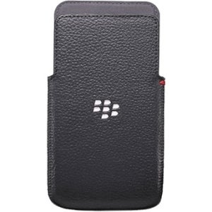 BlackBerry Carrying Case for Smartphone - Black