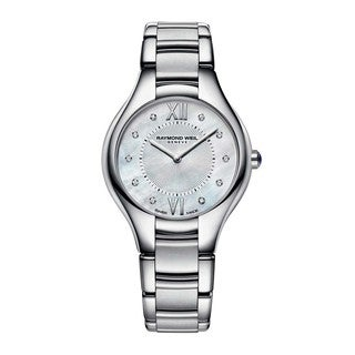 Raymond Weil Women's Noemia Large Mother of Pearl Watch