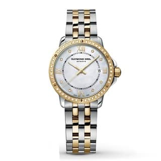 Raymond Weil Women's 'Tango' Two-tone Stainless Steel Watch|https://ak1.ostkcdn.com/images/products/8982895/Raymond-Weil-Womens-Tango-Two-tone-Stainless-Steel-Watch-P16189400.jpg?impolicy=medium