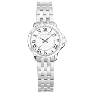 Raymond Weil Women's 'Tango' White Dial Watch