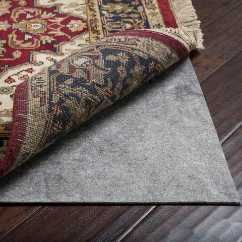 Premium Felted Reversible Non-slip Rug Pad - Grey