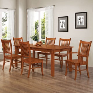 Coaster Company Marbrisa 30-inch Dining Table - Brown