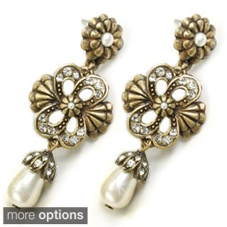 Sweet Romance Antoinette Knot Earrings
