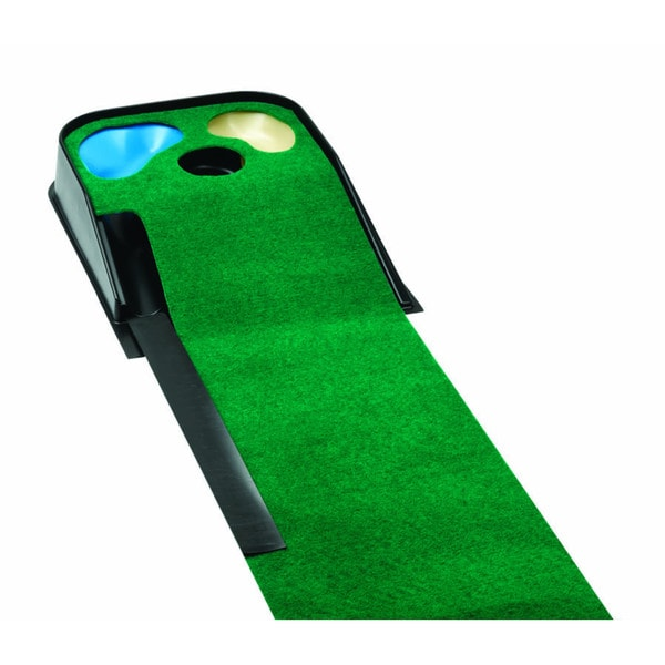 Shop Golf Hazard Deluxe Putting Mat Free Shipping On