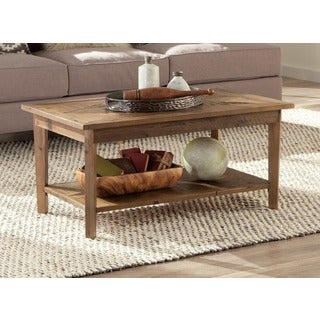 Alaterre Heritage Reclaimed Wood Coffee Table