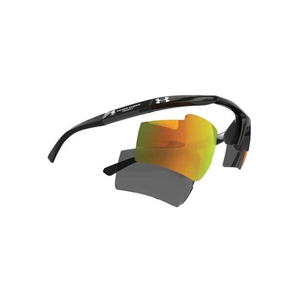 8026459676 Under Armour Impulse Polarized Multiflection Sport Sunglasses ...