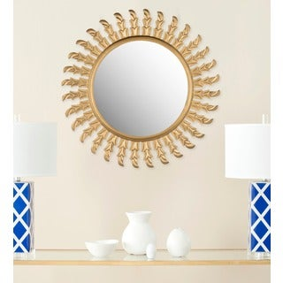 Bathroom Mirror Stores Near Me gold mirrors - shop the best deals for oct 2017 - overstock