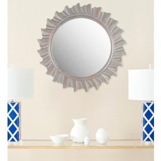 Safavieh By The Sea Burst Grey 29-inch Mirror