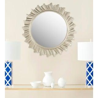 Safavieh By The Sea Burst Pewter 29-inch Mirror
