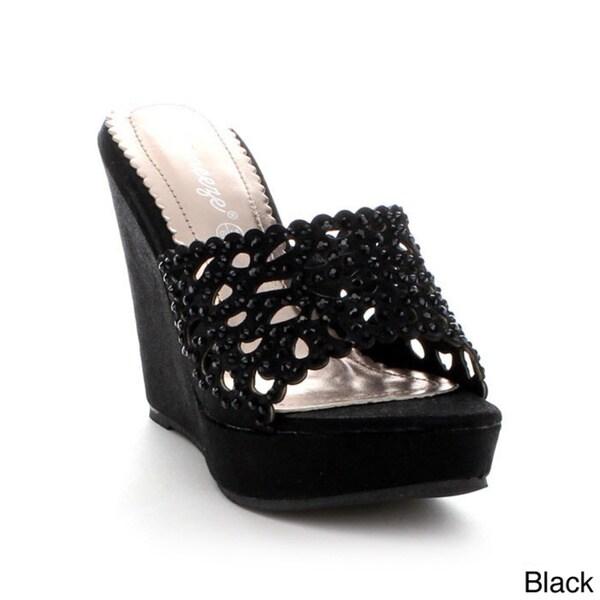 Reneeze Joy-1 Women's Wedge Sandals