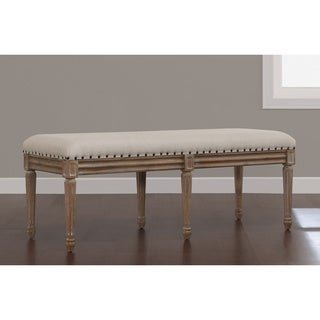 Stones & Stripes Elements Upholstered Dining Bench