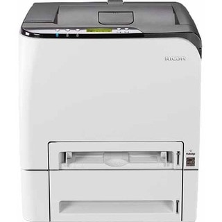 Ricoh SP C252DN Laser Printer - Color - 2400 x 600 dpi Print - Plain