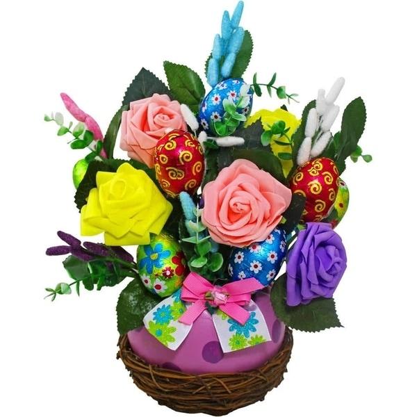 Spring Favorites Easter Egg Candy Bouquet