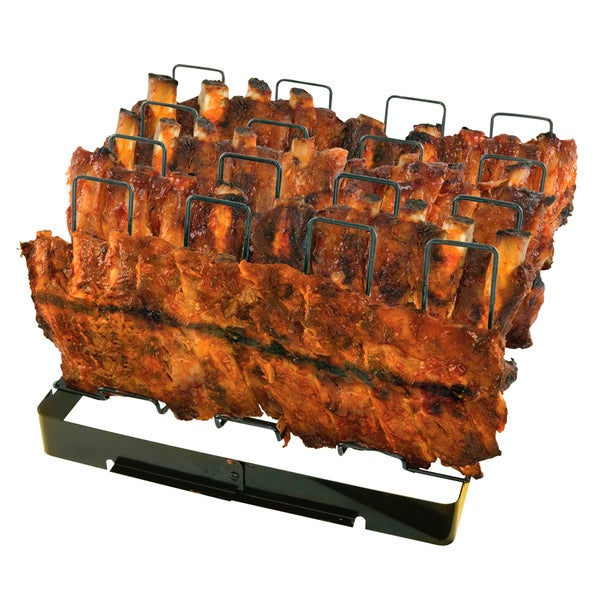 Mr. Bar-B-Q Premium Non-stick Rib Rack