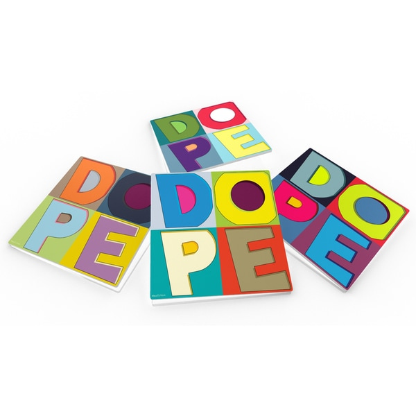 Maxwell Son Dope Colors Gl Coaster Set Free Shipping Today 8984775
