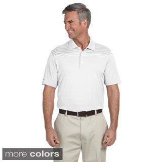 Ashworth Men's Performance Interlock Print Polo Top