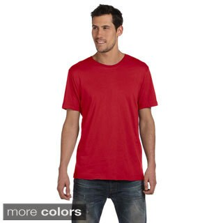 Alternative Men's 3.7-ounce Cotton Basic Crew T-shirt
