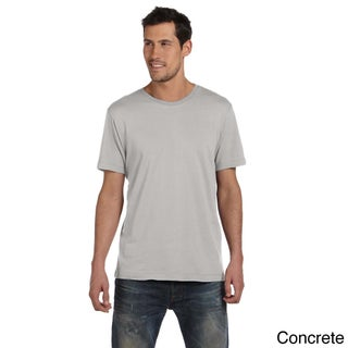 Alternative Men's 3.7-ounce Cotton Basic Crew T-shirt (More options available)