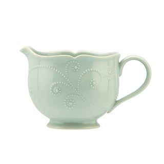 Lenox Ice Blue French Perle Sauce Pitcher
