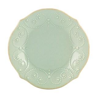 Lenox Ice Blue French Perle Tidbit Plate