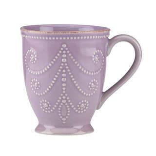 Lenox Violet French Perle Mug