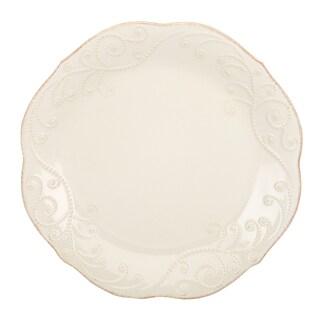 Lenox White French Perle Dinner Plate