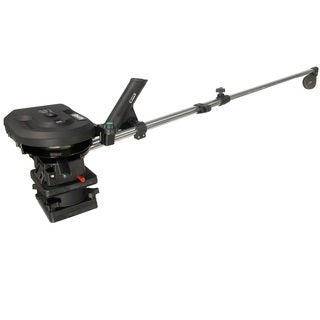 "Scotty Depthpower 60"" Telescoping Boom with Rod Holder"